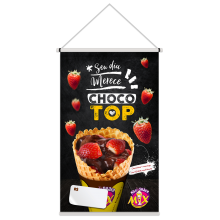 BANNER - 60x100 - CHOCOTOP