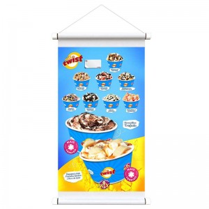 BANNER - 60X100CM - MIX TWIST